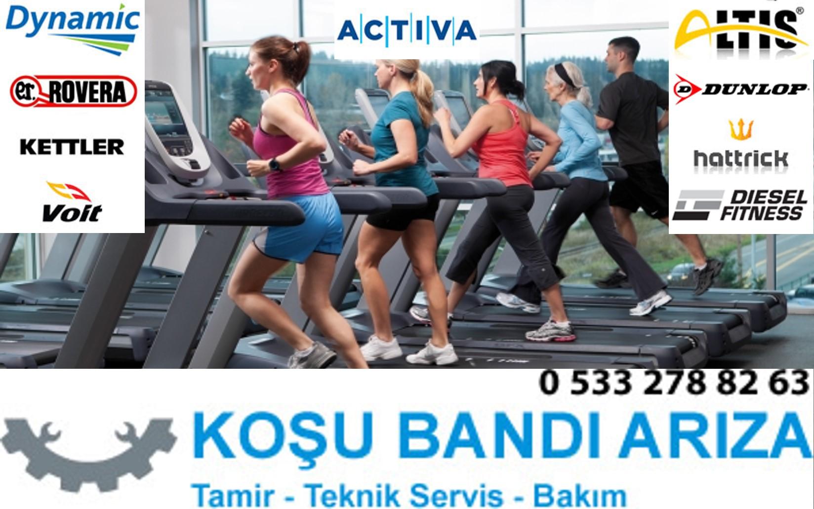 İstanbul Koşu Bandı Ekranı