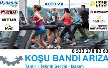 İstanbul Koşu Bandı Motor Kayışı